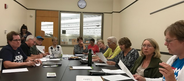 Local Fox Neenah/Oshkosh Postcard Writing group.  We write to candidates, legislators and friends and send thank you notes to those who are working so hard to save our Democracy.